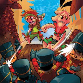 BRIC-A-BRAC #2: A Fantasy Christmas Story