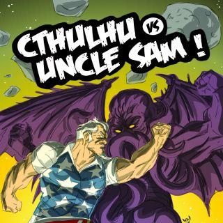 Cthulhu vs. Uncle Sam