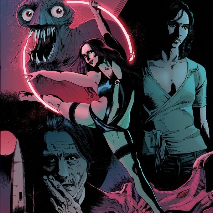 MAELSTROM #1 A psychological thriller / fantasy mash-up