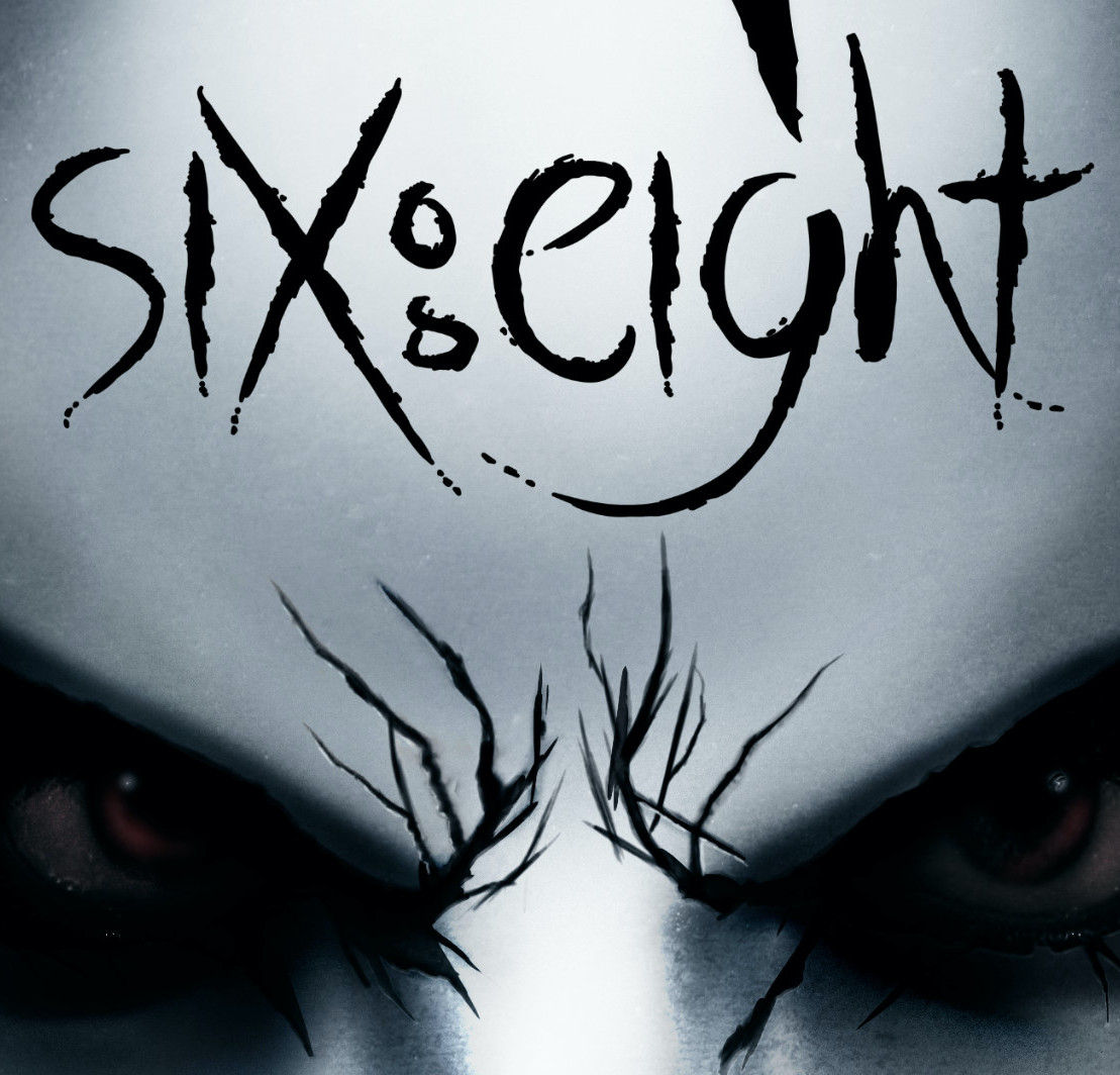 six:eight - First printing of supernatural horror comic