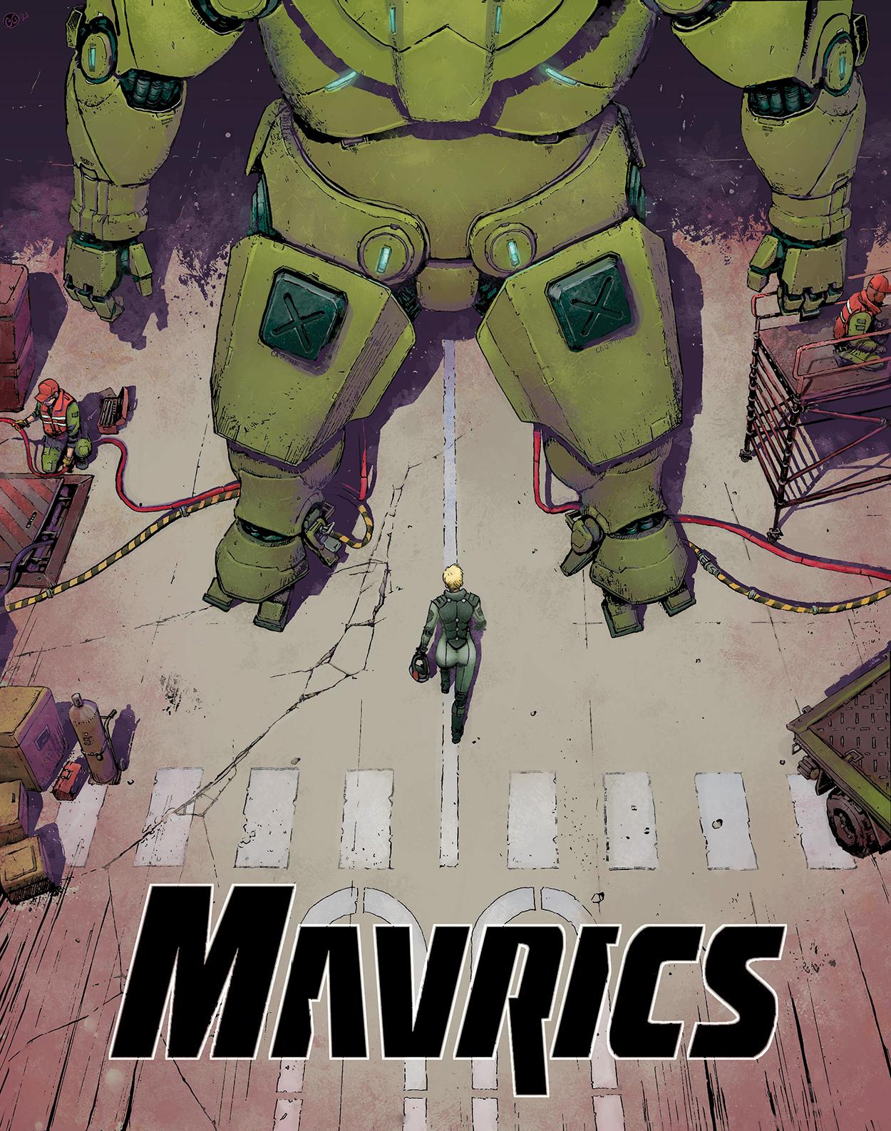 MAVRICS: Origins Vol 1