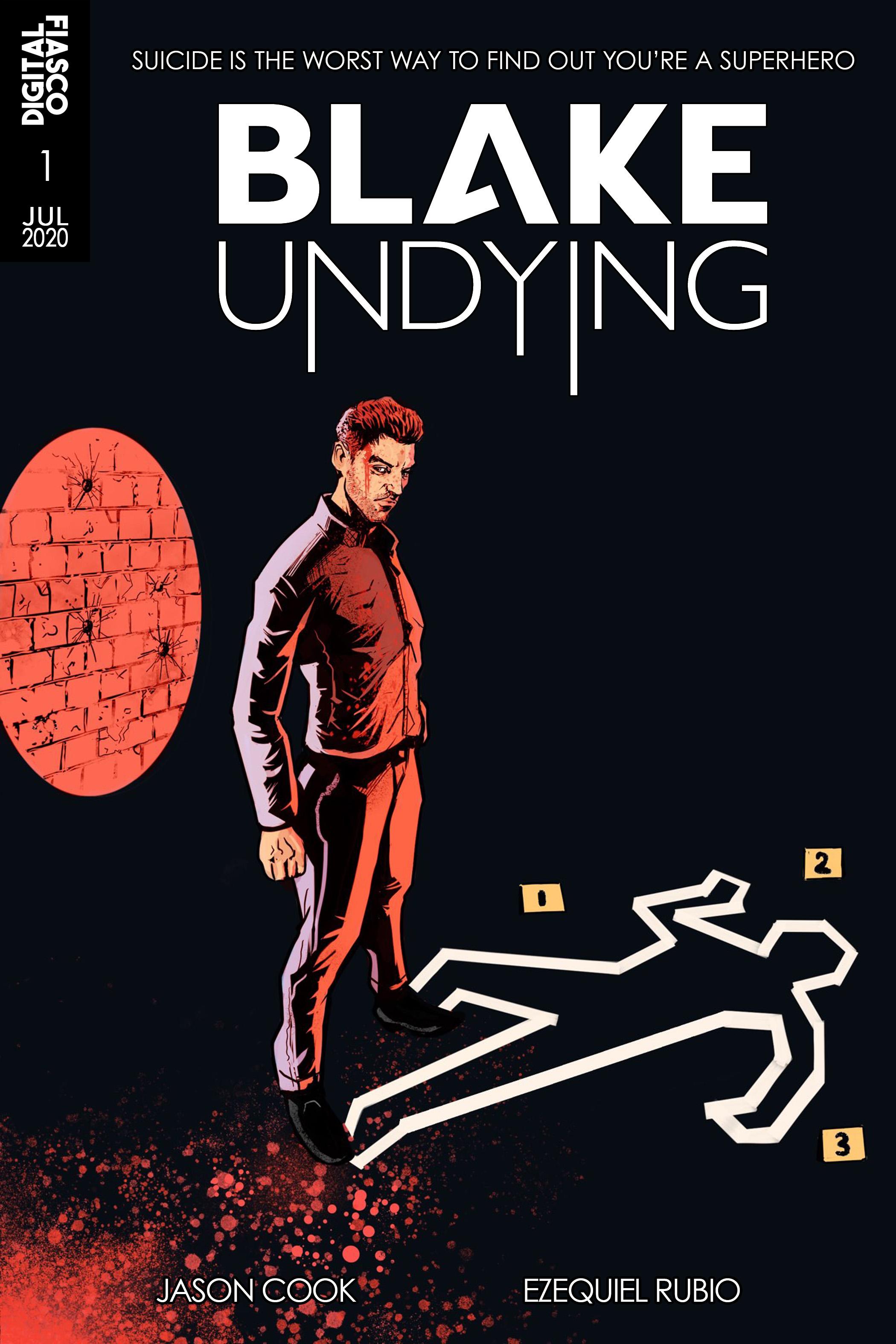 Blake Undying #1-3