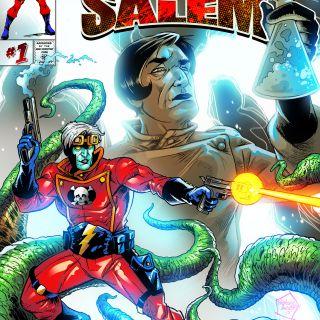 """Doc Salem """"Monster Hunter"""""""