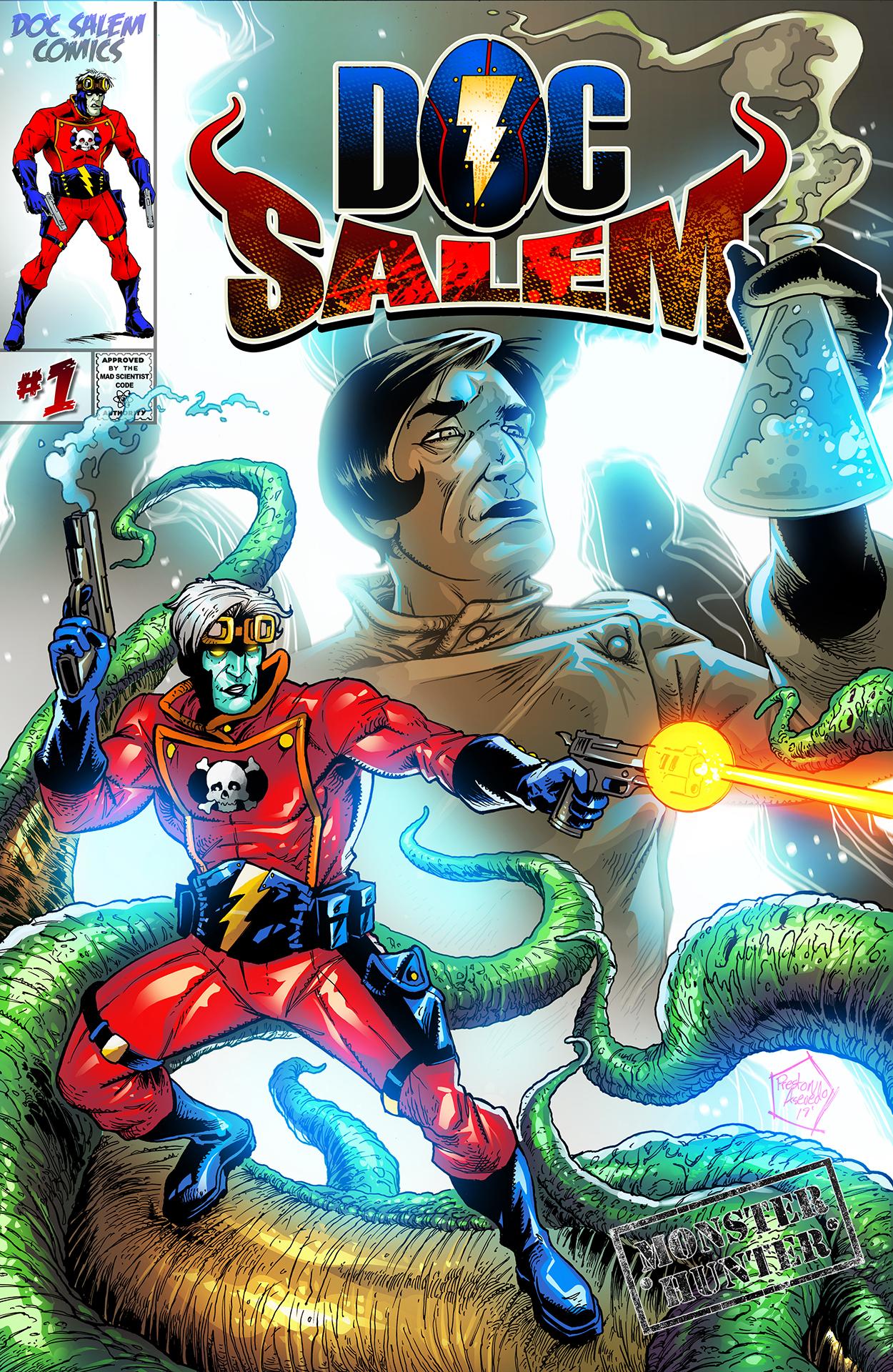 Doc Salem Monster hunter!