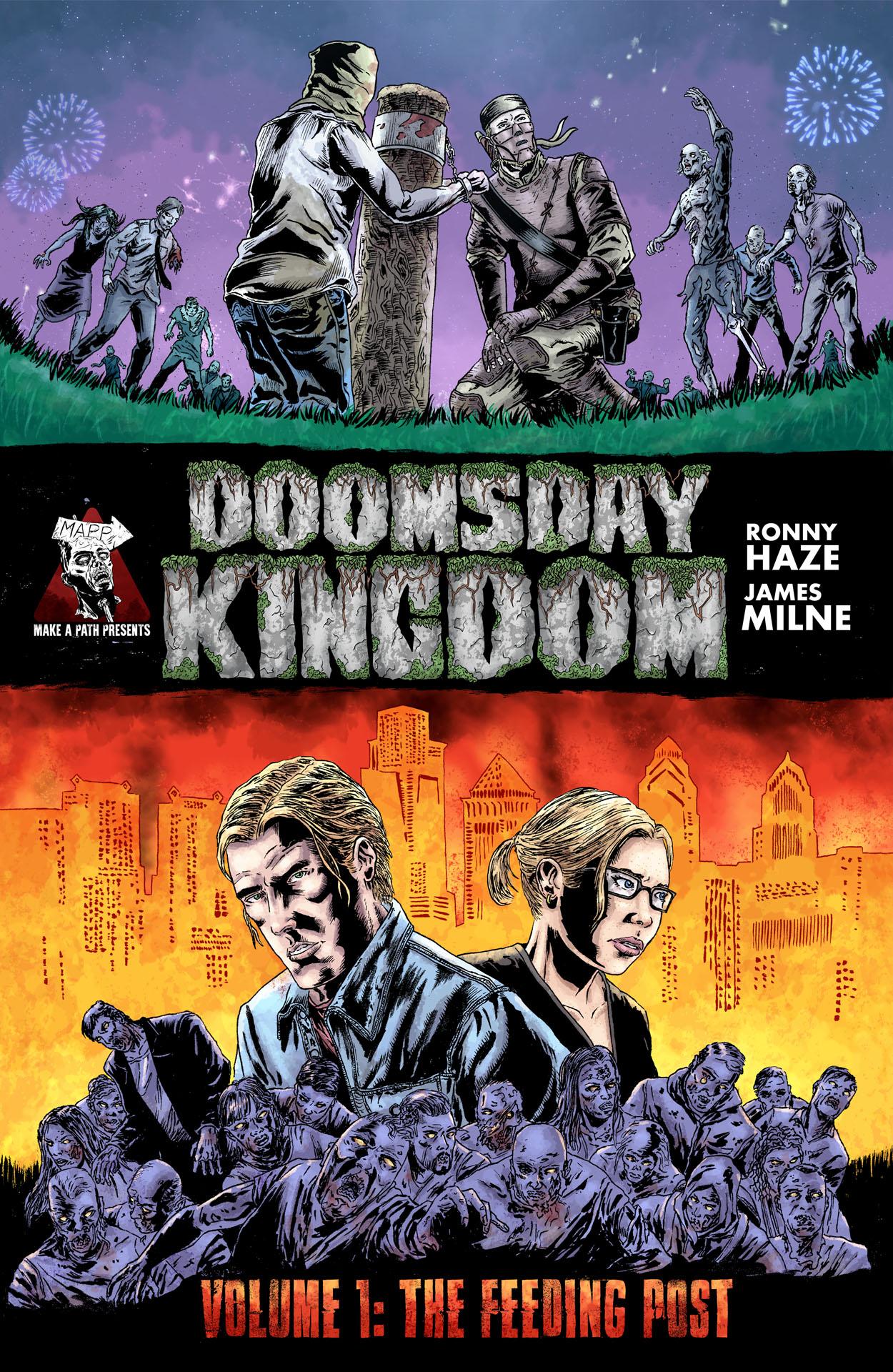 Doomsday Kingdom Vol. 1 Graphic Novel