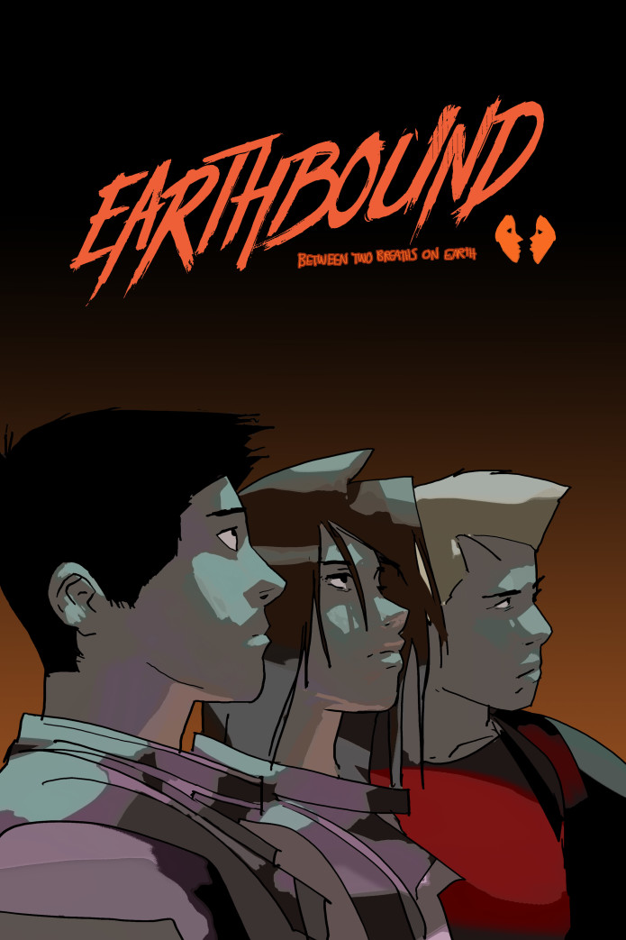 Earthbound Graphic Novel