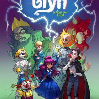 Glyn In Monster Land