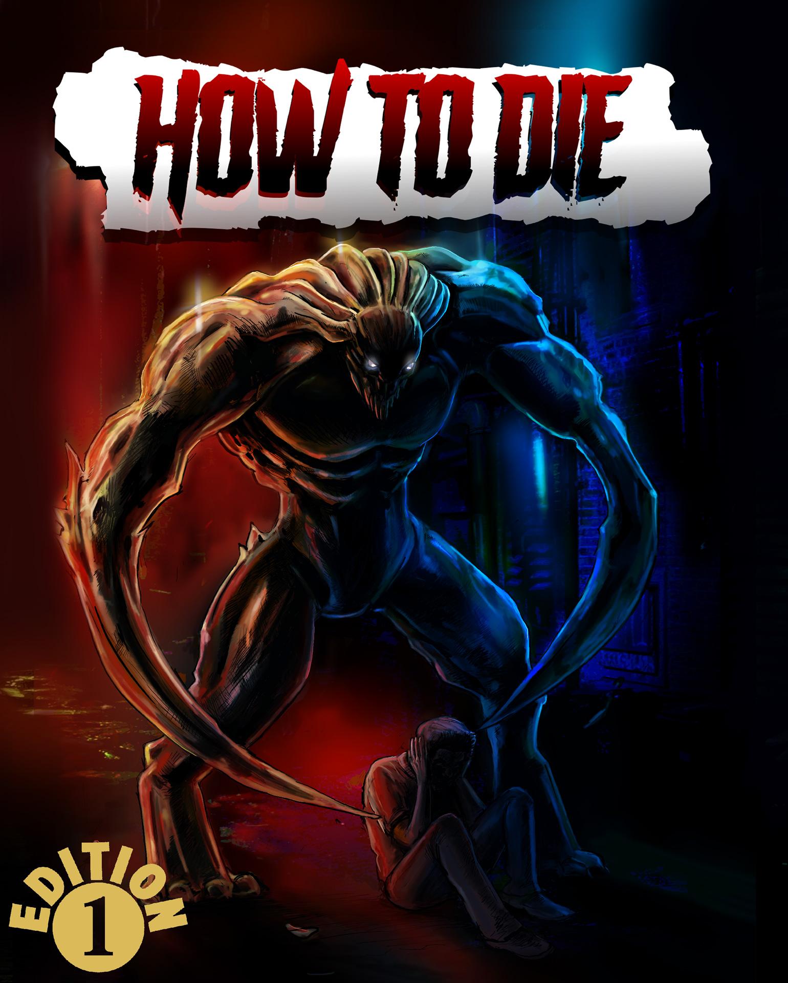 How To Die #1