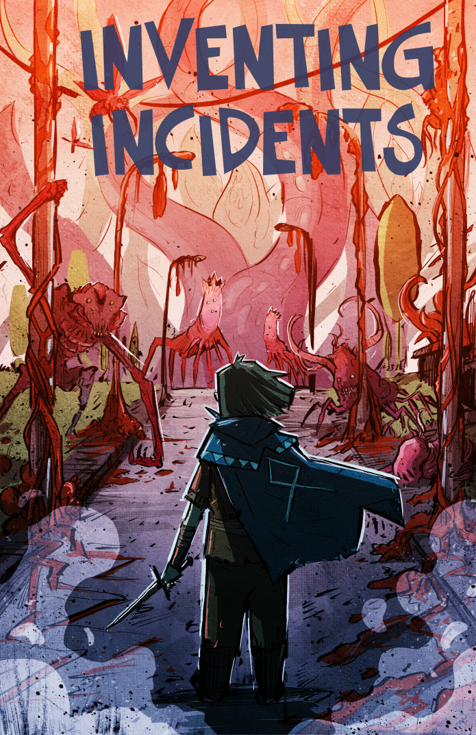 INVENTING INCIDENTS Graphic Novel