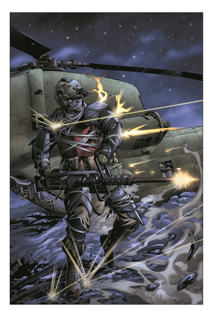 JAWBREAKERS: GOD-K1NG Graphic Novel