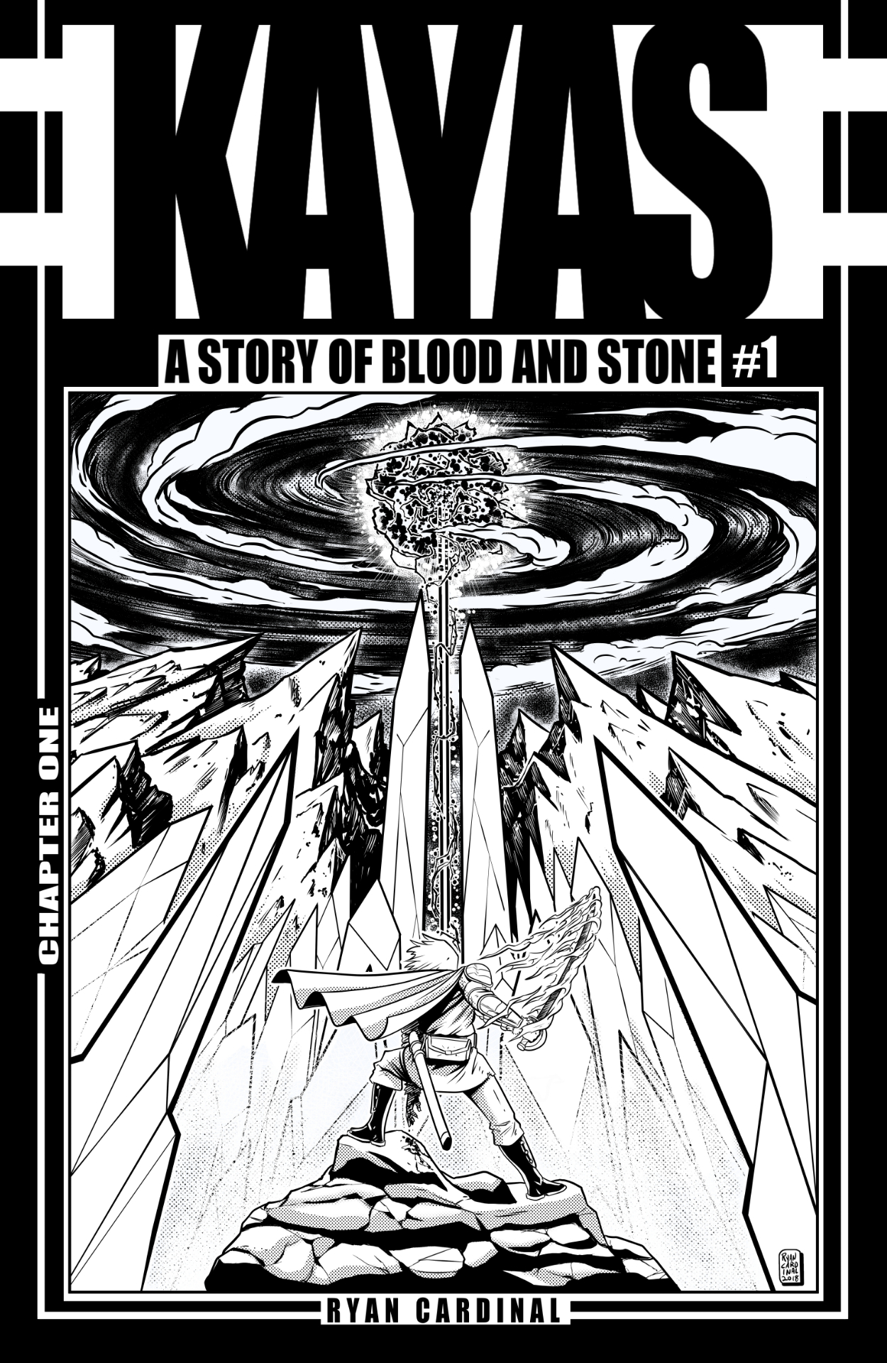 Kayas: A Story of Blood and Stone
