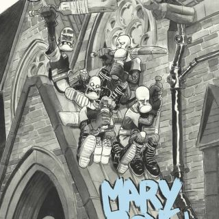 Mary Boys
