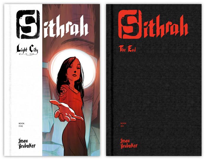 Sithrah 5 & 6 - The Complete Box Set