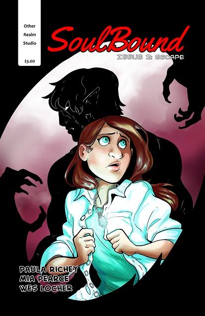 SoulBound 2: Escape - YA Fantasy Comic series