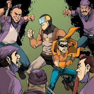 The Flock Comic Series