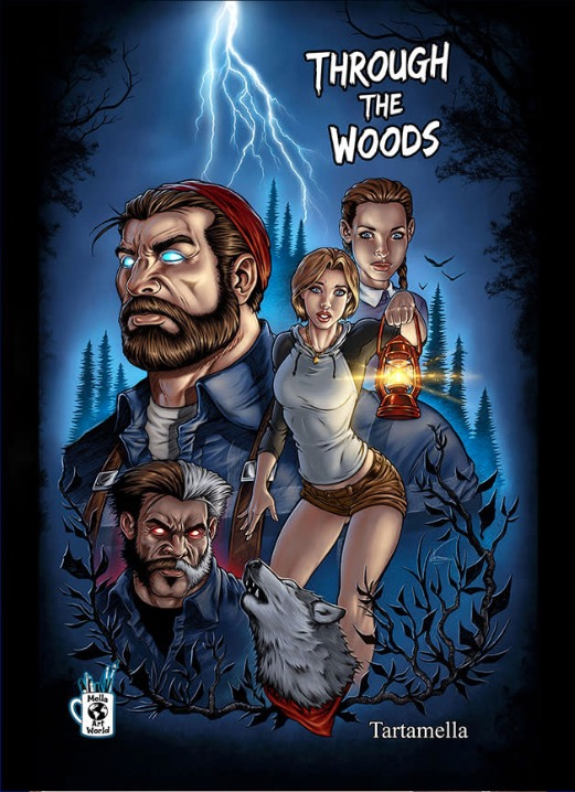 Through the Woods Collected Edition!