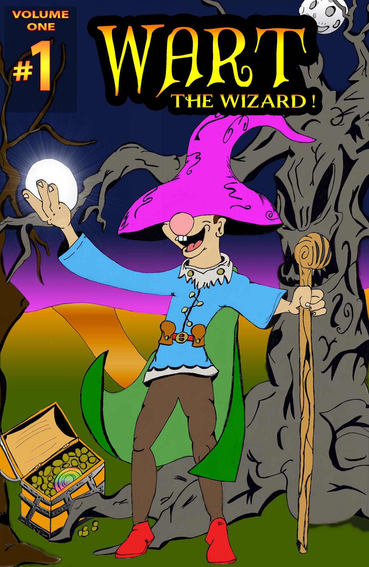 WART THE WIZARD