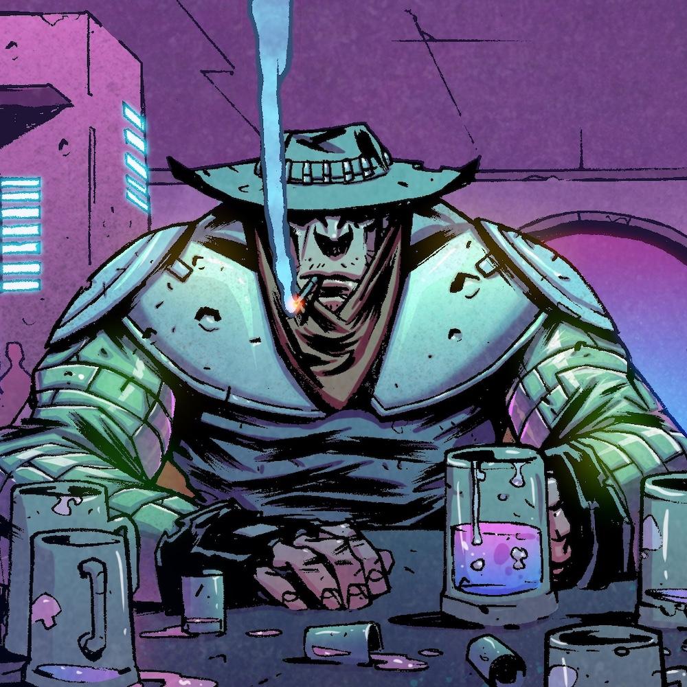 Cody Fernandez (IronVerse Comics)