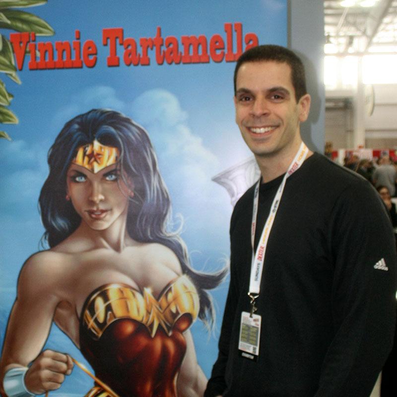 Vinnie Tartamella